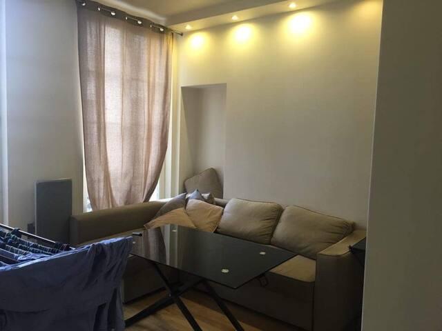 Appartement calme et agréable bien situé