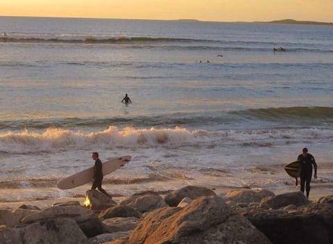 Apartment overlooking Strandhill Surfing Beach