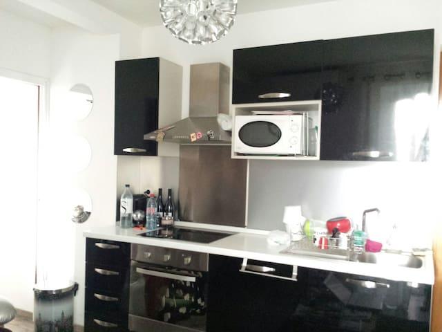 Appartement Sartene très belle  vue - Sartène - Apartamento