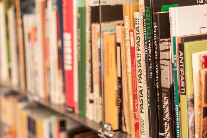 WLAN- (Sach)Bücher- DVDs   kostenfrei nutzen