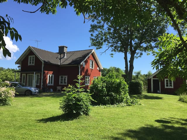 Holiday cottage at the archipelago