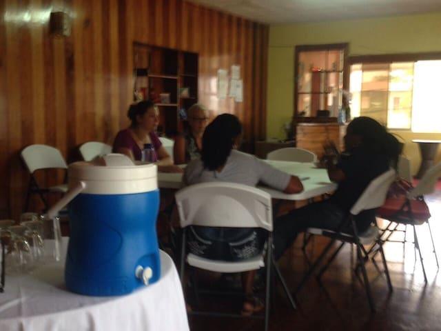 Group Travel Rental - Belize City - House
