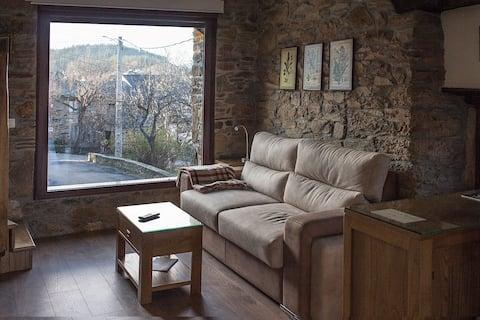 Casa rural Las Orquideas. Descubre el Bierzo