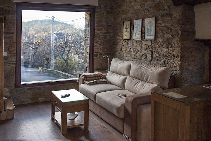 Casa rural Las Orquideas  para descubrir el Bierzo