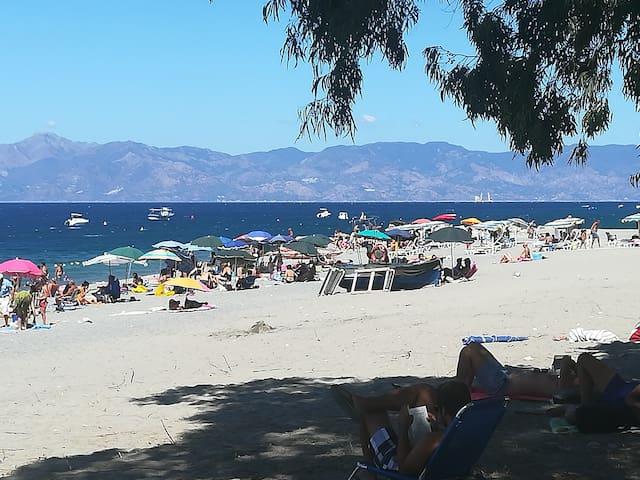 Casa vacanze a Lazzaro mare relax