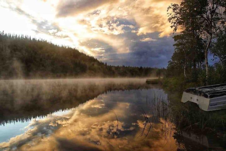 Fantastiske turmuligheter 1,5 time fra Oslo