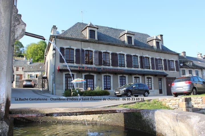 Chambres d'Hotes La Ruche Cantalienne