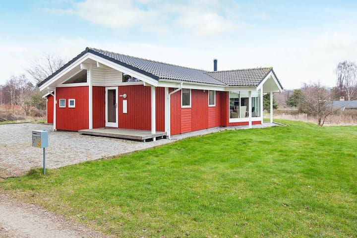 Cozy holiday home in Asnæs near the Forest