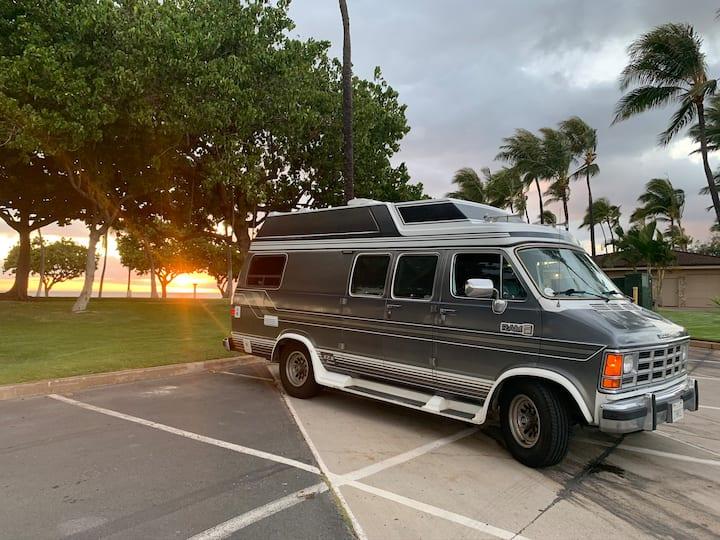 NirVana - Campervan Big Island