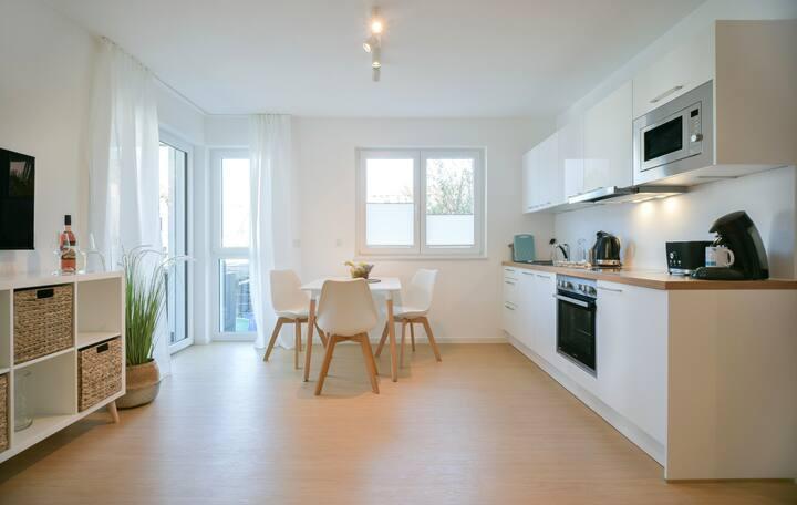 Neubau 2 Zimmer Business Apartment  (405)
