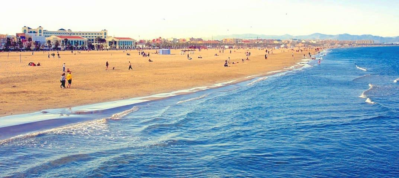 Apartamento a 100m de la playa - València - House