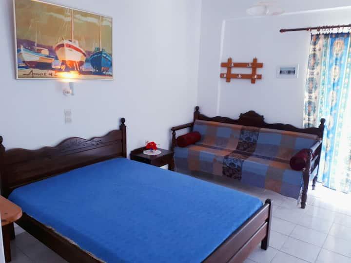 Villa Paradise - balcony studio