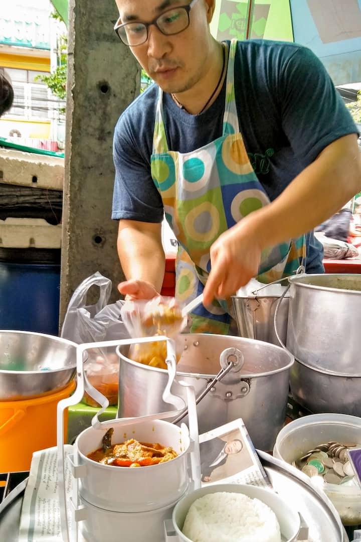 Authentic Thai Curry