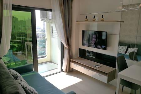 Grand Apartment Jomtien Beach