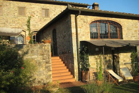 Your room in Chianti  for 4 - Barberino Val d'Elsa