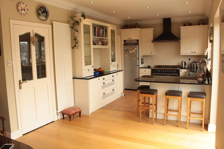 Beautiful 4 bed house - Bray - Ev