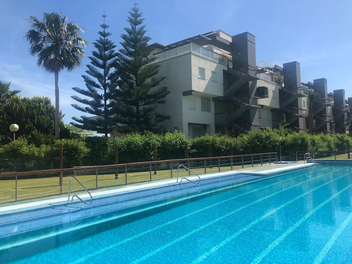 Duplex Penthouse Ático - Ocean & Golf Views - Rota