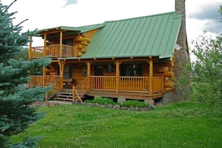 Little Ponderosa Cabin - Greer - Stuga