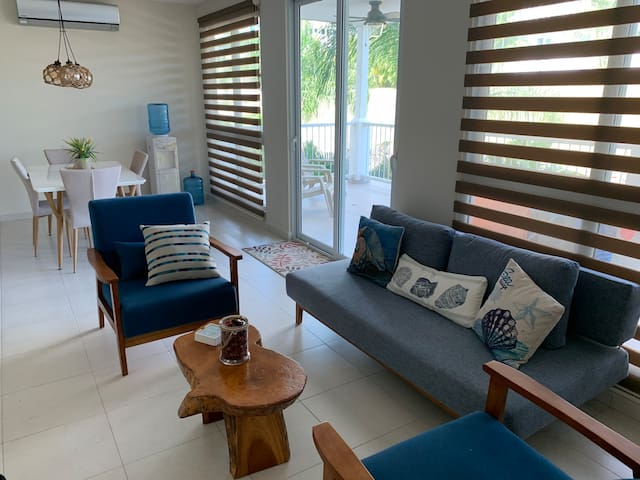 Beautiful Apartment at Bijao Beach Club