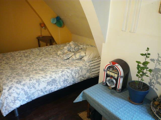 Chambre au cœur des Halles - Tours - Apartemen