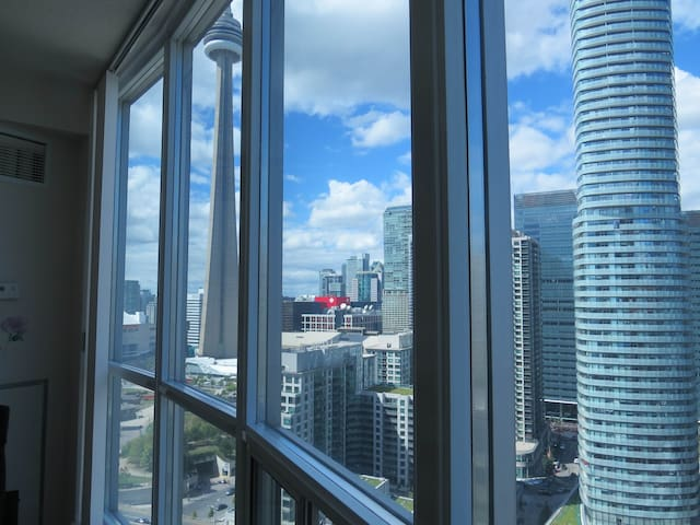 Harbourfront Centre/Downtown Condo Studio