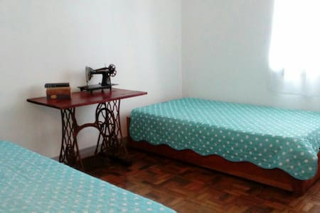 #5 Casa Aquiares Lodge: Twin room - Santa Rosa
