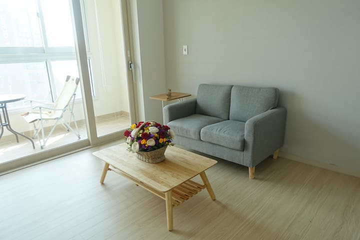 OPEN! 2017 신축 해운대아파트 NEAR HAEUNDAE BEACH & station - Haeundae-gu - Apartment