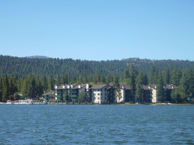 Lagonita Lodge, Big Bear Lake for 4th of July week - Big Bear Lake - Apto. en complejo residencial