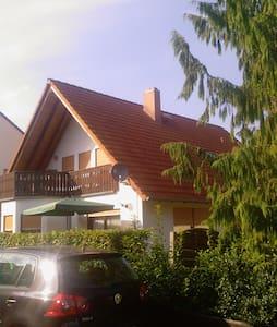 Ferienwohnung Werrablick - Apartment