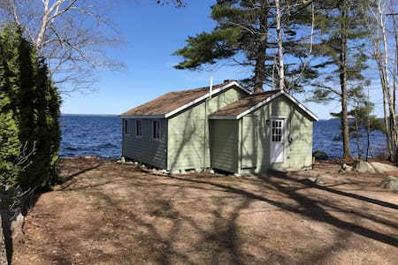 Waterfront Sebago Lake Weekly Rental