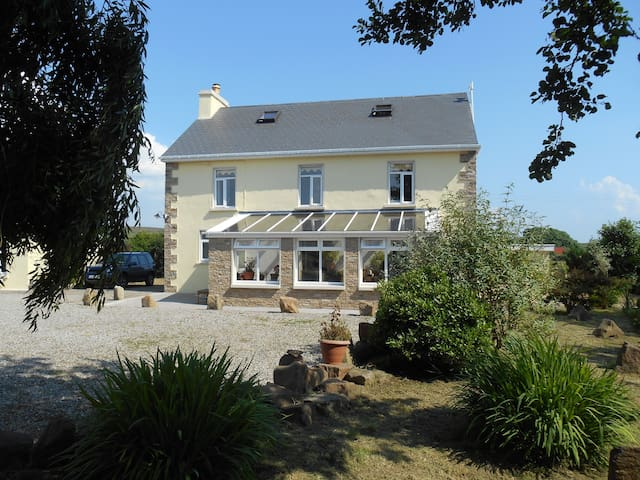 meenabrockhouse - County Donegal - Bed & Breakfast
