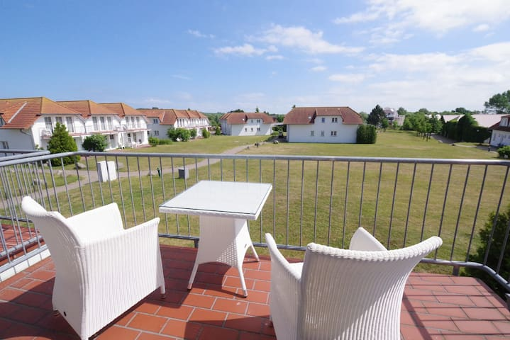 "top Ferienwohnung ""Möwe"" am Jasmund Nationalpark - Sagard - Appartement"