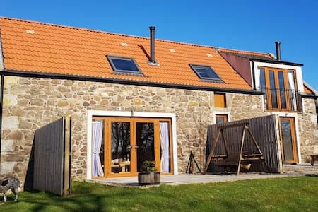 Braeview: Cosy studio farm cottage near St Andrews