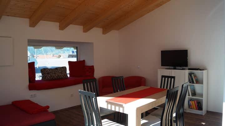Traumhafte 2-Zimmer Wohnung mit Panoramablick