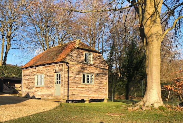 The Granary at Wood Farm