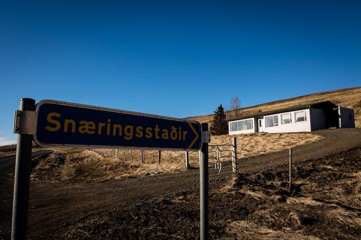 Snæringsstaðir guesthouse 4