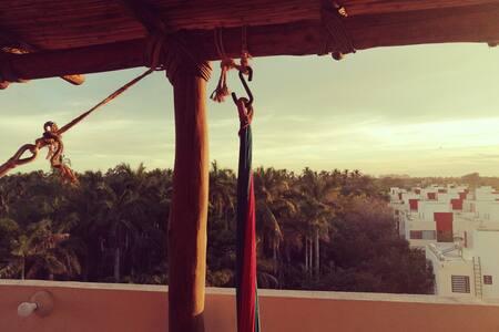 Departamento con Roof Garden, Acapulco Diamante.