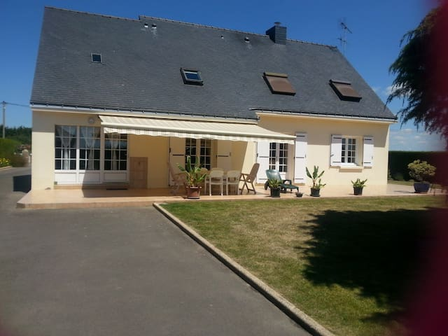Apartment - 10 km from the beach - Guérande - Apartment
