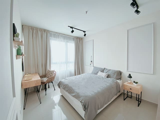 INStyle Cozy Home [WiFi/Tvbox] I-City Hyde Tower