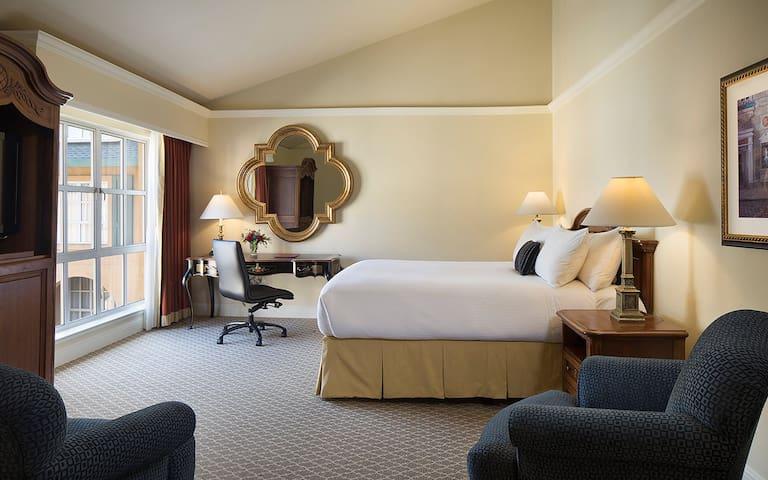 Lafayette Park Hotel, Premium King