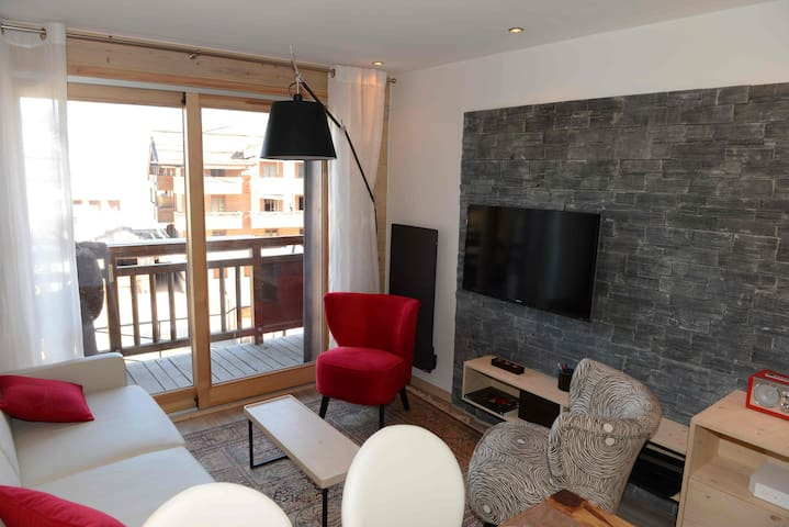 COURCHEVEL 1850 LUXUEUX T3 - Courchevel - Apartment