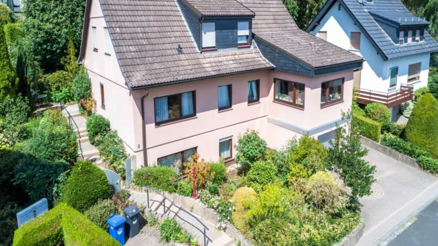 Apartment near Frankfurt (NEW: air conditioning)