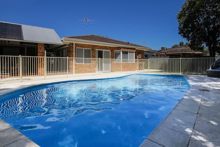 Modern Home * Pool * Long Term Rental Only!