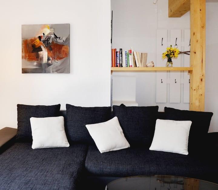 Apartment Egger 1