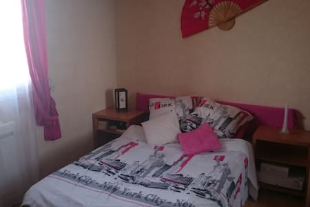 charmant appartement/disponible août 15jrs minimum
