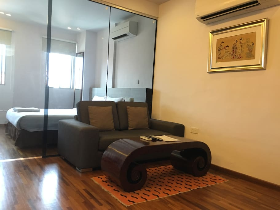 Cosy 1 Bedroom Apartment Aljunied Mrt Apartments For Rent In Singapore Singapore