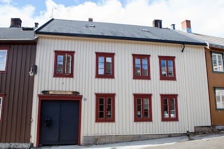 Charming apartment in the center of Røros
