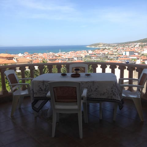 Luxury Villa with full of Sea View - Çeşme - 別荘