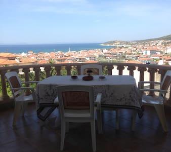 Luxury Villa with full of Sea View - Çeşme - วิลล่า