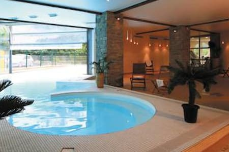 Appartement avec piscine,jardinet,place de parking - Appartement